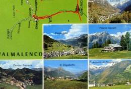 Sondrio - Valmalengo - Formato Grande Viaggiata – E 14 - Sondrio