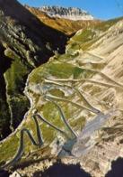 Parco Nazionale Dello Stelvio - Strada Dello Stlvio Verso Bormio - Spondalunga - Formato Grande Viaggiata – E 14 - Sondrio