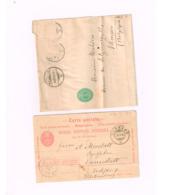 Lot De 6 Entiers Postaux.(2 Grande-Bretagne) - Enteros Postales