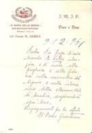 """5980 """"CONVENTO DEI CAPUCCINI S. MARIA DELLE GRAZIE-S.GIOVANNI ROTONDO-ESORTAZIONE ALLE PREGHIERE E OFFERTE-9/12/961"""" - Religione & Esoterismo"""