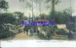 124144 EQUATOR OTAVALO ALREDEDORES UNA QUINTA POSTAL POSTCARD - Ecuador