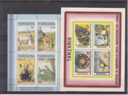 Tanzania / Different Themes - Timbres