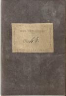 """5981 """"ASSOCIAZIONE DI MUTUO SOCCORSO DEI REDUCI GARIBALDINI-STATUTO E REGOLAMENTO-TORINO GENNAIO ANNO 1883""""48 PAGINE - Documenti Storici"""