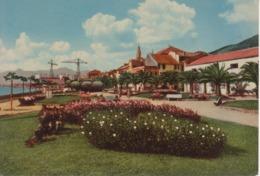 PIETRA LIGURE - RIVIERA DELLE PALME - GIARDINI AL MARE - VIAGGIATA 1955 - Italie