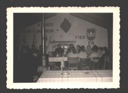 3 X Originele Foto / Photo Originale - Chiro Houthalen - Meulenberg - Jeugdbeweging / Scoutisme / Padvinderij - 1956 - Personnes Anonymes