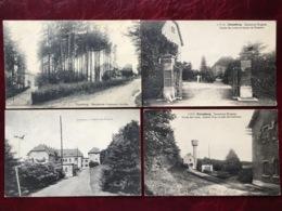 "ALSEMBERG-----8 Cpa--Sanatorium Brugmann""-vers 1912 - Beersel"