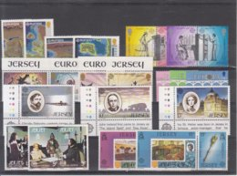 Jersey / Different Themes - Timbres