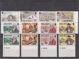 Isle Of Man - Timbres