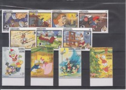 Different Countries - Timbres
