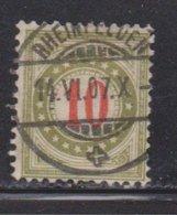 SWITZERLAND Scott # J24 Used - Postage Due - Taxe