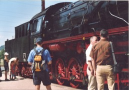 Foto Eisenbahn Dampflok Lokomotive, 2004 - Eisenbahnen