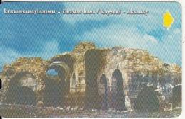 TURKEY -  KervansarayLarimiz, Oresun Hani/Kayseri-Aksaray(60 Units), 11/99, Used - Turchia