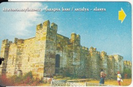 TURKEY -  KervansarayLarimiz, Sarapsa Hani/Antalya-Alanya(60 Units), 11/99, Used - Turchia