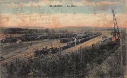 CPA St-MARD - La Gare - Virton