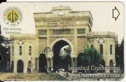 TURKEY - Istanbul Üniversitesi(30 Units), 04/03, Used - Turchia