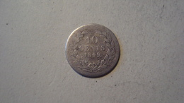 MONNAIE PAYS BAS 10 CENTS 1849 - [ 3] 1815-… : Regno Dei Paesi Bassi