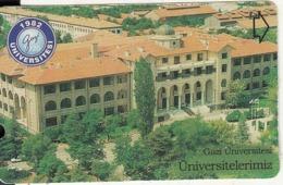 TURKEY - Gazi Üniversitesi(30 Units), 04/03, Used - Turchia