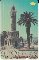 TURKEY - Clock Towers/Izmir(100 Units), 06/99, Used - Turchia