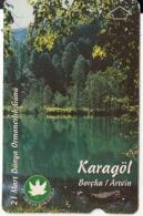 TURKEY - Karagol(30 Units), 03/02, Used - Turchia