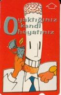 TURKEY - Cigarette(30 Units), 03/02, Used - Turchia
