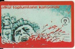 TURKEY - Alcohol(30 Units), 03/02, Used - Turchia