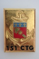 151° Compagnie De Transit Et De Garnison - Guadeloupe - 1545 - - Landmacht
