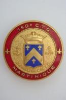 150° Compagnie De Transit Et De Garnison - Martinique - 1119 - - Landmacht