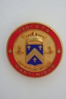 150° Compagnie De Transit Et De Garnison - Martinique - 1595 - - Landmacht