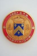 150° Compagnie De Transit Et De Garnison - Martinique - F.I.A. Argent - 2690 - - Landmacht