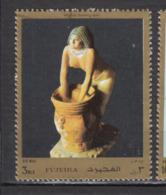Femme Brassant De La Bière, Woman Brewing Beer, égyptologie, Egyptology, Nue, Nu, Nude, Antiquité, Antiquity - Biere
