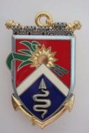 Etat Major Du Commandement Des Forces Terrestres Aux Antilles - Delsart - 2464 - - Landmacht