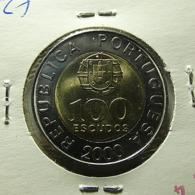 Portugal 100 Escudos 2000 Varnished - Portogallo