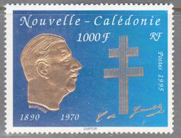 NEW CALEDONIA    SCOTT NO.  709    MNH   YEAR  1995 - New Caledonia