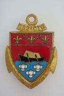 152° Compagnie De Transit Et De Garnison - Guyane - F.I.A. - 2127 - Landmacht