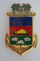 Commandement Des Forces Terrestres En Guyane - Arthus Bertrand - 2442 - - Landmacht