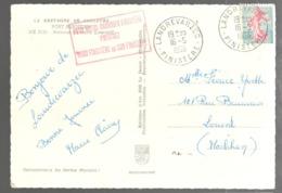 24730 - POUR VOTRE COURRIER FINISTERE... - Postmark Collection (Covers)