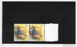 BELGIQUE, BUZIN PREO COB PRE826P5b ** MNH, Sans Tache, Gomme Jaune. (8) - 1985-.. Birds (Buzin)