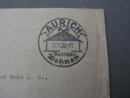 Aurich Ostfriesland SST Nach Bremen 1939 - Deutschland