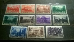 USSR 1949 MN. Spas - Unused Stamps