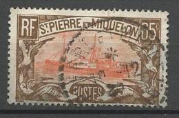 SPM N° 148 OBL TB - St.Pedro Y Miquelon