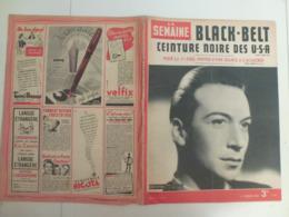 La Semaine 11 Février 1943 131 Black Belt USA Front Russe Sources De L'Amazone   WW2 Journaux De Guerre 1939 1945 - Books, Magazines, Comics