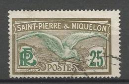 SPM N° 110 OBL TB - St.Pedro Y Miquelon