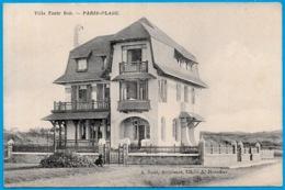 CPA 62 (Le Touquet) PARIS-PLAGE - Villa Tante Bob ° A. Bical Architecte * Architecture - Le Touquet