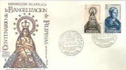 MATASELLOS 1965   CTº DE FILIPINAS - 1931-Hoy: 2ª República - ... Juan Carlos I