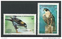 """Nle-Caledonie YT 542 & 543 """" Oiseaux """" 1987 Neuf** - New Caledonia"""
