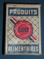 Boite D'allumettes : Luxembourg Et Belgique : Awec - Boites D'allumettes - Etiquettes