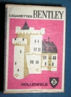Boite D'allumettes : Luxembourg Et Belgique : Bentley - Boites D'allumettes - Etiquettes