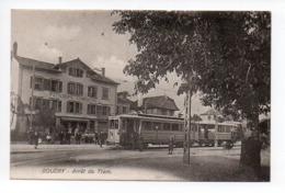 Boudry Tram  --  290 - NE Neuchatel