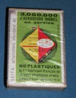 Boite D'allumettes : Luxembourg Et Belgique : Nobel - Boites D'allumettes - Etiquettes