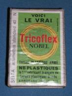 Boite D'allumettes : Luxembourg Et Belgique : Tricoflex - Boites D'allumettes - Etiquettes